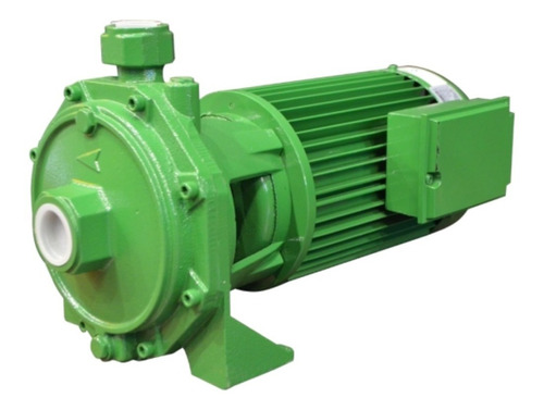 Imagen 1 de 10 de Bomba Doble Turbina Czerweny Scm2-60t Eleva 60 Mts 3hp 380v