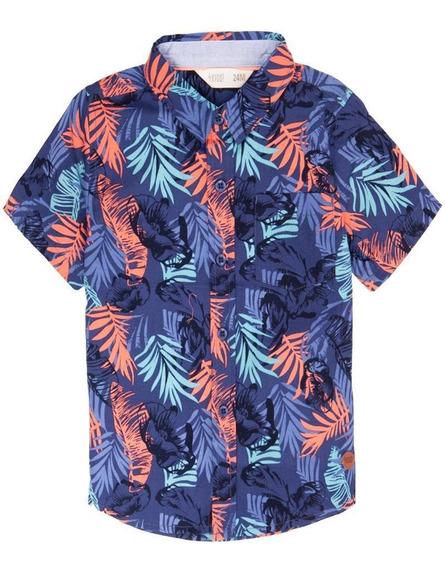 Camisa Mc Lionel Multicolor Niño 4kids