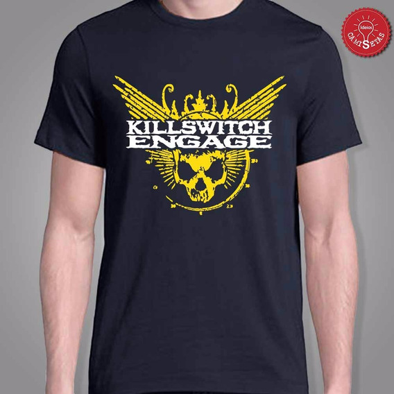 Camiseta Killswitch Engage