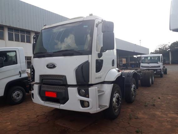 Ford Cargo 2429 E - 4 Eixo - 2013 / 8x2 - Barato - No Chassi