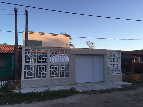 Linda Casa Com 05 Quartos Sendo (03 Suítes) Em Tamanadaré