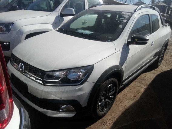 Volkswagen Saveiro Cabina Doble Cross