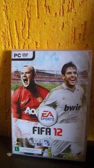 Fifa 12 Pc Original Lacrado Pc
