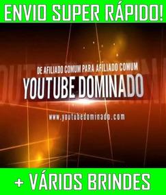 Curso Youtube Dominado + Brindes