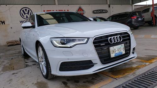 Audi A6 S-line 3.0 Tfsi 2014