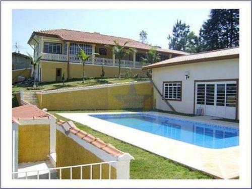 Chácara Residencial À Venda, Ch0466. - Ch0466