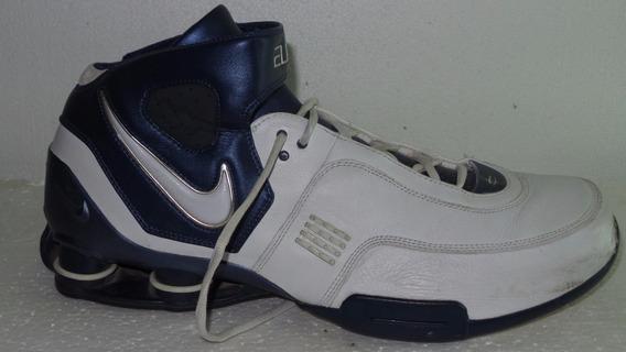 Zapatillas Nike Air Elite Basquet Us16- Arg 49 Usa All Shoes