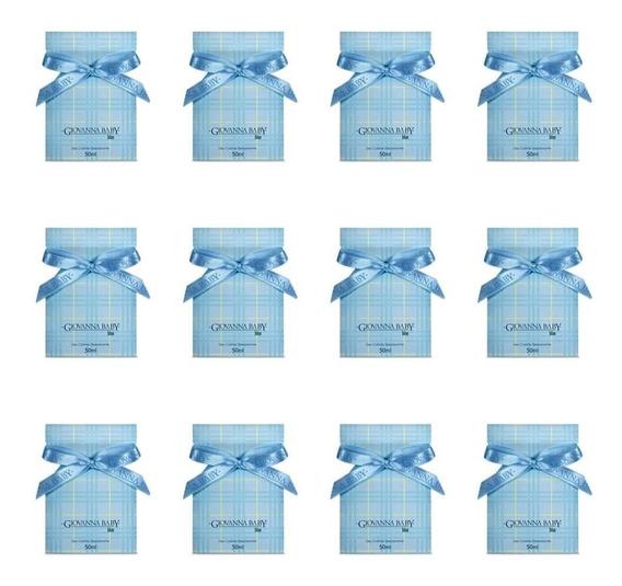 Giovanna Baby Blue Deo Colônia 50ml (kit C/12)