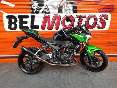 Kawasaki Z 400 Abs 2020 4 Mil Km