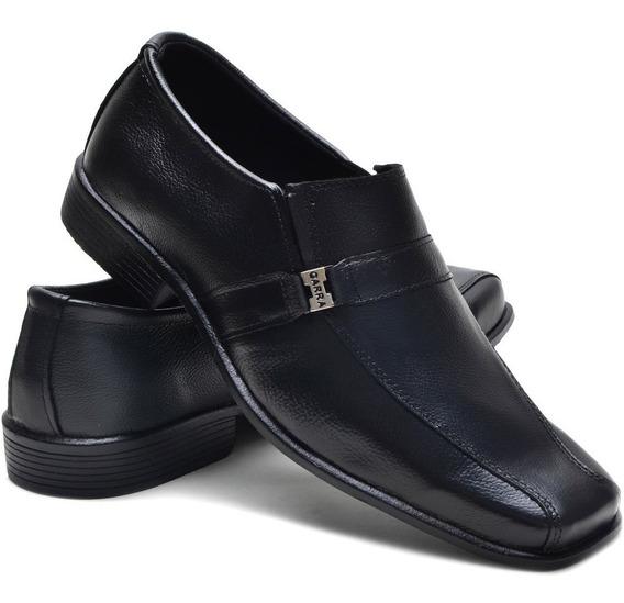Sapato Social Masculino Em Couro Legítimo Super Promoção