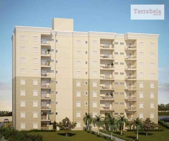 Apartamento Residencial À Venda, Capivari, Louveira. - Ap0008