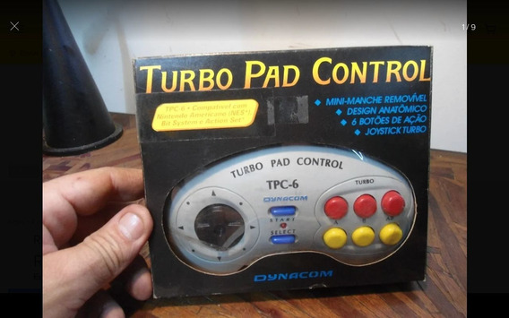 Controle Dynacom Neo Geo Aes E Cd Novo