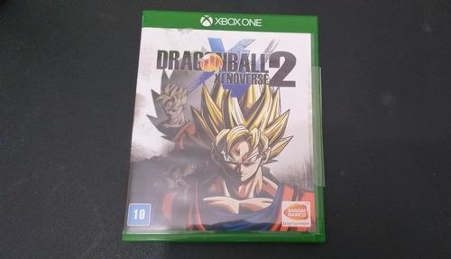 Imagem 1 de 1 de Dragon Ball: Xenoverse 2 Bandai Namco (xbox One)mídia Física