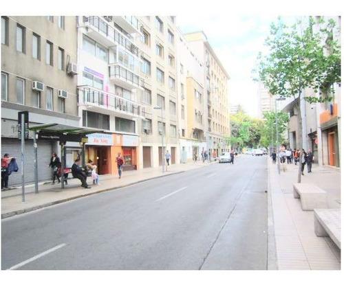 Imagen 1 de 9 de Looff Vende Edificio En Santiago Centro