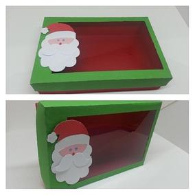 Caixinhas De Natal - Corte Na Silhouette
