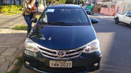 Toyota- Etio 1.3- Ano 2016