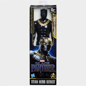 Boneco Pantera Negra Erik Killmonger E1364 Titan Hero Hasbro
