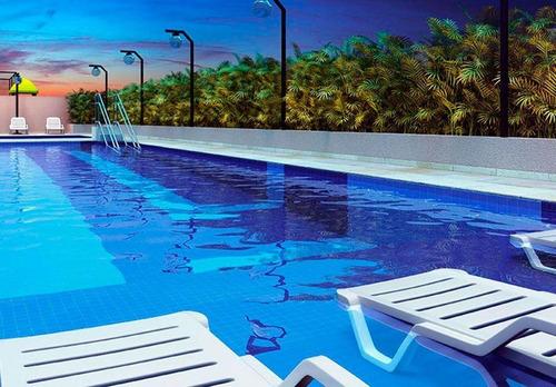 Apartamento À Venda, 47 M² Por R$ 274.000,00 - Guarulhos - Guarulhos/sp - Ap8630