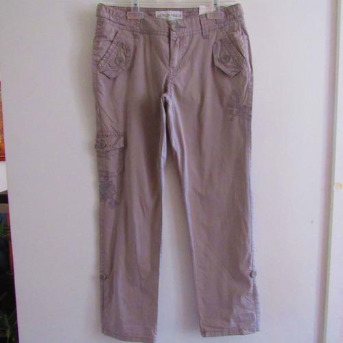 Nuevo Pantalon Corto Capri Aeropostale 100 Algodon Mercado Libre