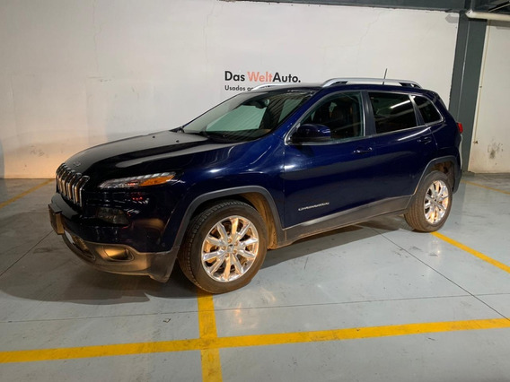 Jeep Cherokee 2016 Limited