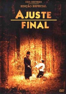 Dvd Ajuste Final - ( Miller