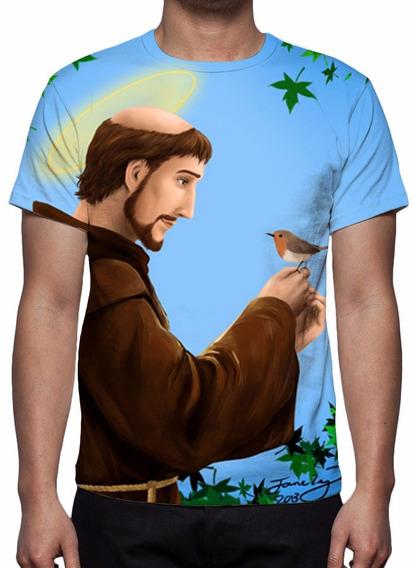 Camisa, Camiseta São Francisco De Assis