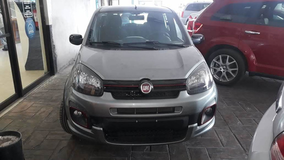 Fiat Uno 2018 1.4 Sporting Mt