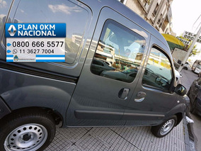 Renault Kangoo 0km 5p Plan Nacional Gris 2016 Promocion