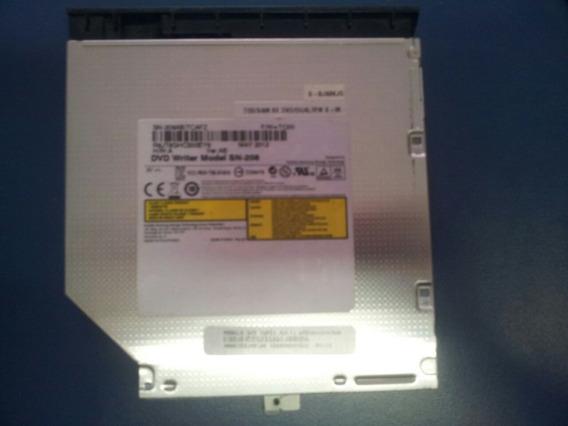 Leitora Gravadora Cd/dvd P/ Notebook Sn208