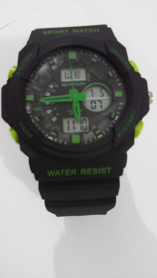 Relógio Barato Frete Grátis Pronta Entrega + Brinde