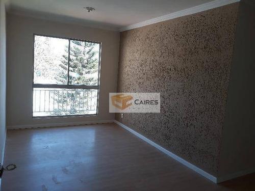 Apartamento Com 2 Dormitórios À Venda, 66 M² Por R$ 185.000,00 - Chácaras Campos Elíseos - Campinas/sp - Ap6971