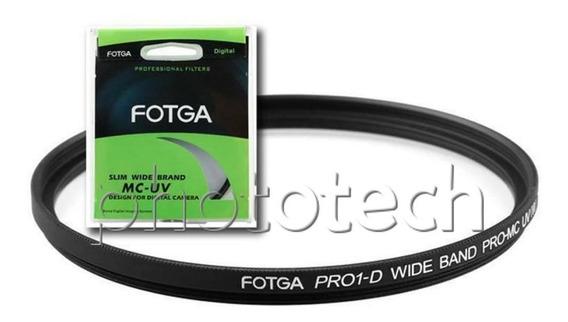 Filtro Uv 86mm Fotga Pro1-d Wide Band Pro-mc Uv (w)