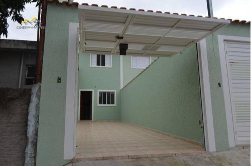 Sobrado Com 2 Dormitórios À Venda, 66 M² Por R$ 340.000 - Parque Guarani - São Paulo/sp - So0026