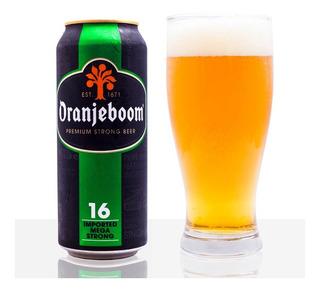 Cerveza Oranjeboom 500 Ml Cerveza Holandesa Mega Strong
