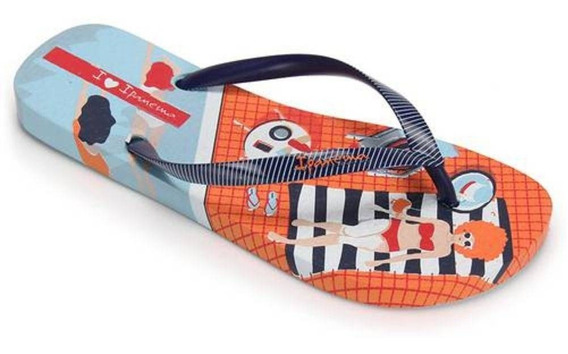 Chinelo Ipanema I Love Summer