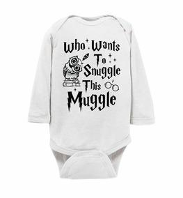 Body Infantil Harry Potter