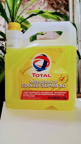 Refrigerante Anticongelante Anticorrosivo Prediluido X 4 Lts