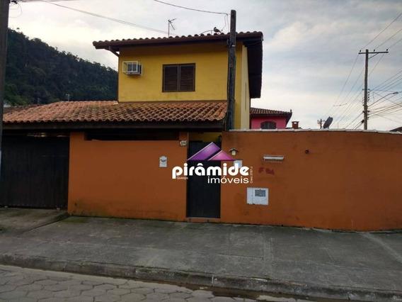 Casa Com 2 Dormitórios À Venda, 150 M² Por R$ 380.000 - Itatinga - São Sebastião/sp - Ca4750