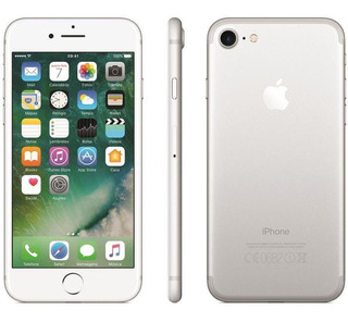 Smartphone Apple iPhone 7 32gb 4,7 4g Ios Quadcore