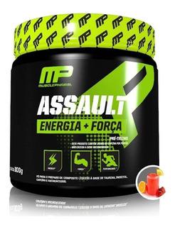 Pre Treino Assault 300g Musclepharm - Original Nacional