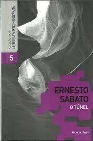 Livro O Tunel Ernesto Sabato