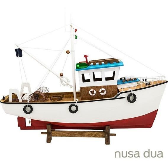 Barco De Pesca Pacific 40 Cm Bg-275 Nusa
