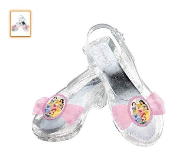 Zapatillas Cristal Princesas Disney Barbie 15 A 18cm