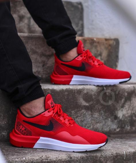 nike zapatos rojos