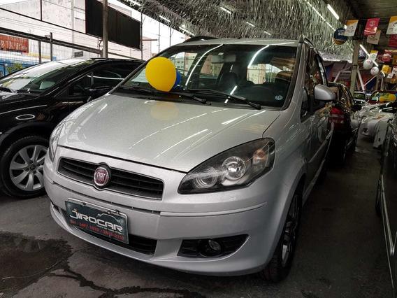 Fiat Idea Sporting 1.6 Dualogic Completo 2011