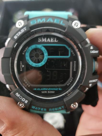 Relógio Smael Strong