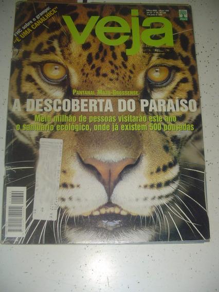Revista Veja 1600 Pantanal Tiazinha Gianne Angélica Malu1999