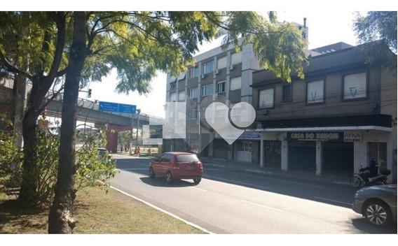 Apartamento 2 Dormitórios Com Dependência Na Av. B - 28-im415250