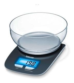 Balança Digital Precisão Cozinha Até 3 Kg Ks25 Beurer