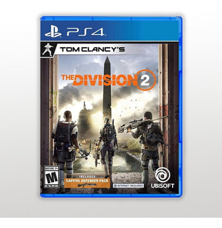 The Division 2 - Ps4 Sellados